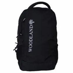 Woodland TB 128004 Black Unisex Laptop Backpack