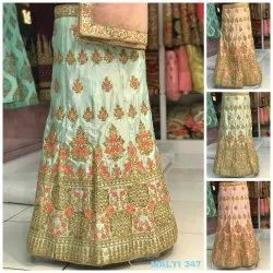 Multi Codding Lehenga Choli