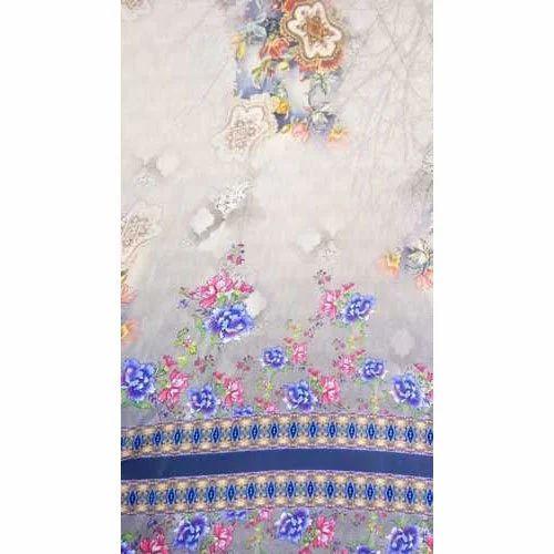 7114da8d34 Gurudev Textiles Designer Nylon Fabric