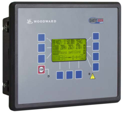 Woodward Genset Controllers
