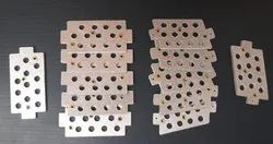Stainless Steel 15 Hole & 17 Hole Mica For Heat Convector