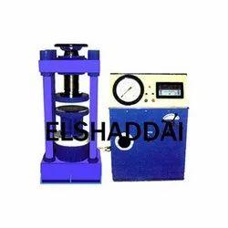 Analog Compression Testing Machine