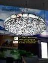 Stone fish stretch ceiling