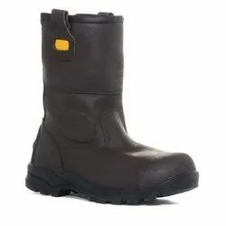 Leather Gum Boot