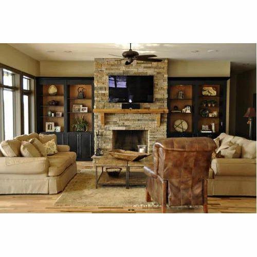 Living Room Wall Cladding