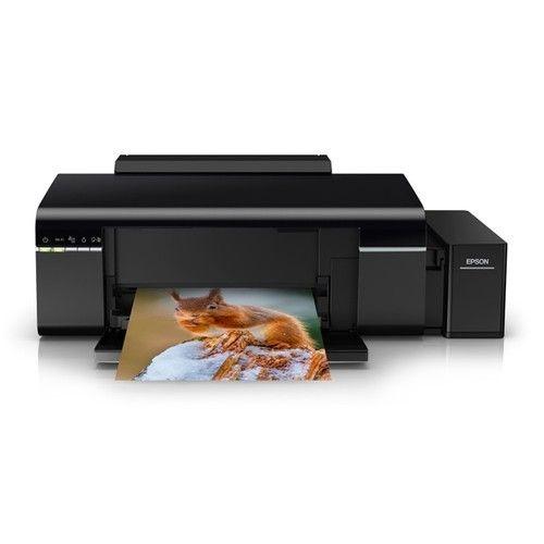 6 Colors Sublimation Inkjet Printer (epson L805)