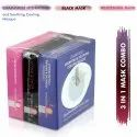 O3 3 in 1 Mask Combo Kit - Whitening Mask, Black Mask and Chamomile Hydrating and Soothing Cooling