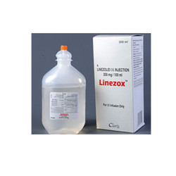Linezolid IV Injection