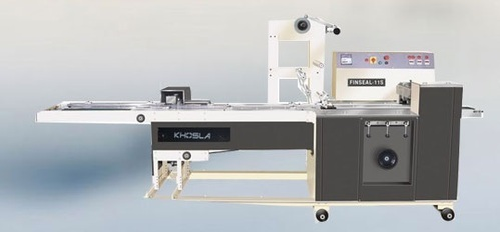 Horizontal Form Fill Seal Machine For Soap - Khosla Machines ...