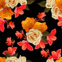 Floral Digital Printed Fabrics (Available In 18 Different Fabrics)