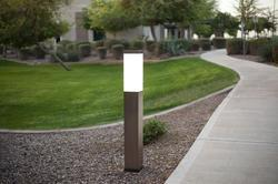 Road Bollard light
