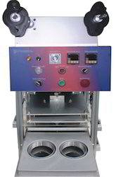 Cup Sealer Packaging Machine