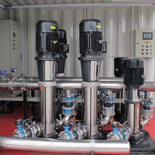 Multistage Pumps - Vertical Multistage Inline Pump Manufacturer from