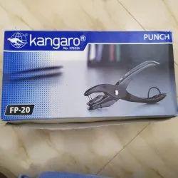 Falcon Mild Steel punching, Tip Size: 2 Mm, Model Name/Number: Kangaro