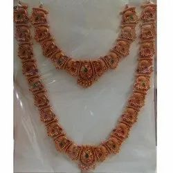 Ladies Heavy Necklace Set