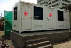 Quarantine Porta /Isolation Portable Cabin