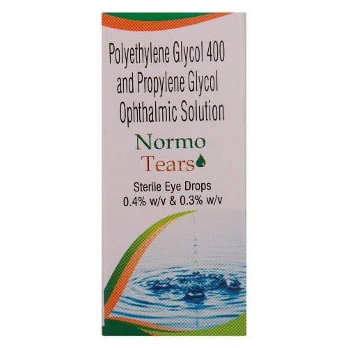 Normo Tears Sterile Eye Drops