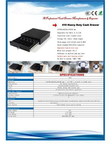 Cash Drawer High Quality-domino