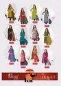 Balaji Ikkat Vol-2 Printed Cotton Dress Material Catalog Collection
