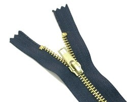 Vision VF Closed End DA Automatic Leather Zipper