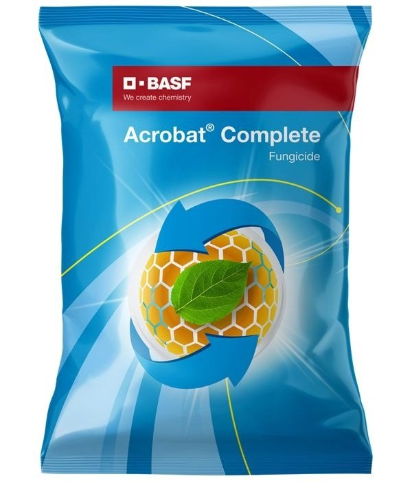 Basf Acrobat Fungicide Specification And Features