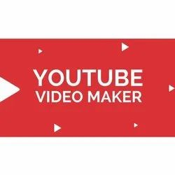 5 Min YouTube Video Maker Services, Pan India