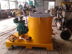 PH10 Vertical Preheater Mechanical