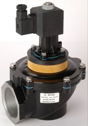 Pulse-Jet Solenoid Valves