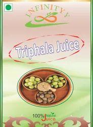 Organic Triphala Ayurvedic Medicine Juice