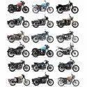 Royal Enfield Standard Classic Electra Thunderbird  Bullet Himalayan Models Motorcycle Spare Parts
