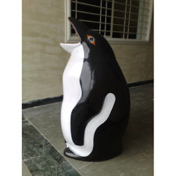 FRP Penguin Dustbin