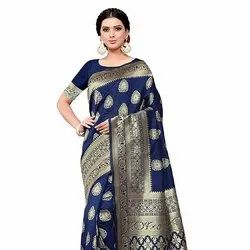 Banarasi Fancy Silk Saree