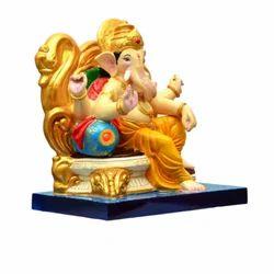 Multicolor Lord Ganesha