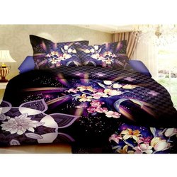Cotton Designer Double Bed Sheets
