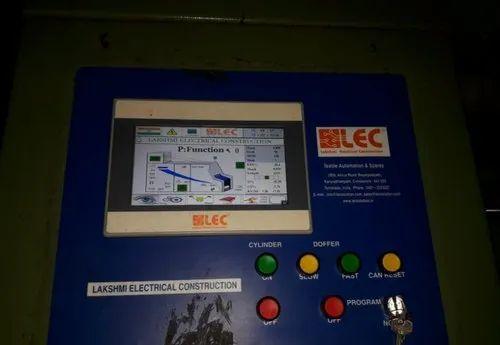 DK 760 Carding Machine Conversion - Lakshmi Electrical Construction