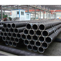 Round Carbon Steel Pipes