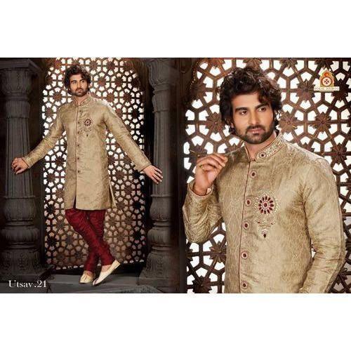 06ec60d3b7 Designer Sherwani - Designer Men's Heavy Sherwani Manufacturer from Mumbai