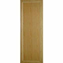 Hinged Plain PVC Door, Features: Waterproof
