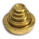 Brass Bullion Weight