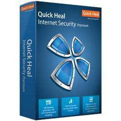 Quick Heal Internet Security 3PC 1 Year