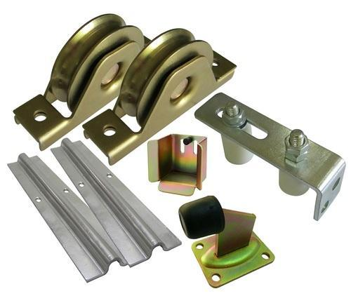 Stainless Steel Sliding Gate Hardware Rs 5000 Piece