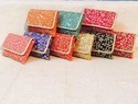 Embroidery Zari Work Clutch Bags