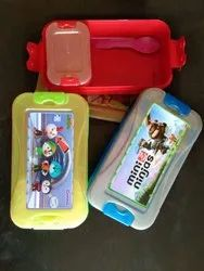 Lunch Box 5 Star Double Lock