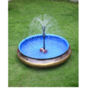 FRP Golden Tub With Fountain
