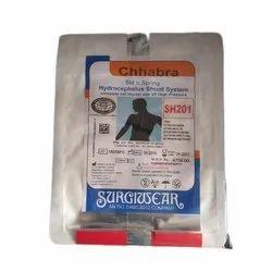 Chhabra Hydrocephalus Shunt System