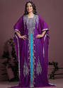 Beaded Moroccan Kaftan