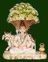 Lord Shiva Stone Statue