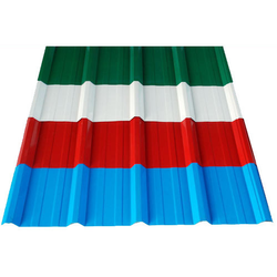 Aluminum Pre Coated Colored Roofing Sheets