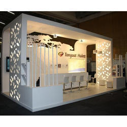 Corporate Exhibition Stall
