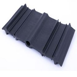 Flate Black Water Stopper Seal